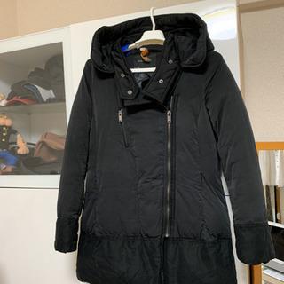 ZARA コート 黒 Mサイズ