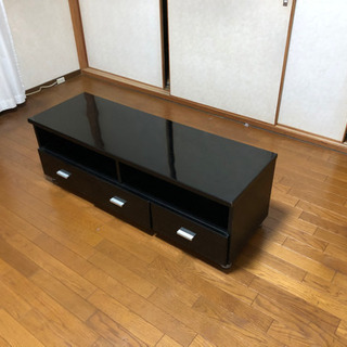 テレビ台 ピアノブラック テレビボード