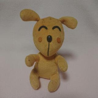 【ジャンク】パナ坊家のワンちゃん ぬいぐるみ/犬