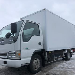 ISUZU エルフ 2t箱 天然ガス車