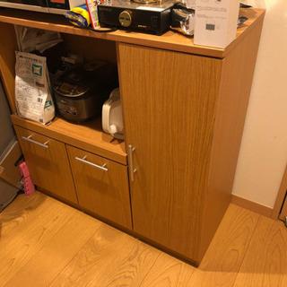 キッチン棚 1000円
