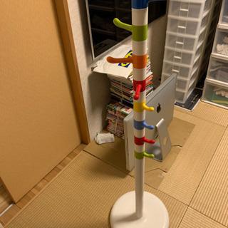 IKEA子供用衣紋掛け