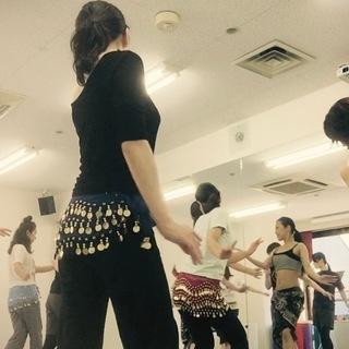 3月無料体験会!ベリーダンス教室♪インフィニティー☆ダンススクール