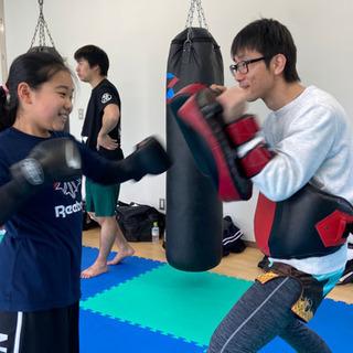 初心者専門!キックボクシング・ムエタイ教室 - 仙台市