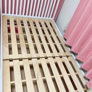 シングルベッド フレーム ニトリ