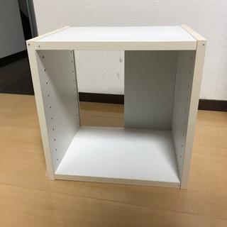 【中古】収納棚 カラーボックス