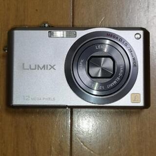 ☆値下げ☆ Panasonic デジタルカメラ デジカメ LUM...