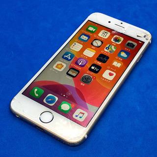 画面割れ iPhone6s 64GB docomo SIMロック解除済