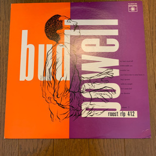 Bud Powell  バド・パウエル の芸術  レコード