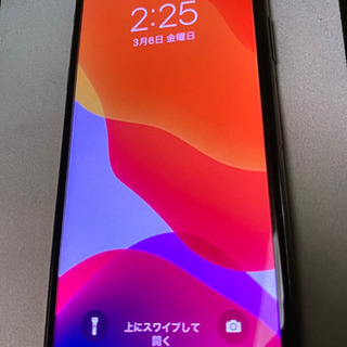 iPhone x 64GB SIMフリー