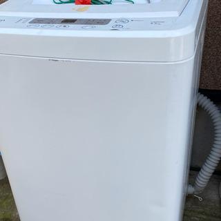 【取引決定】2014年製 AQUA洗濯機