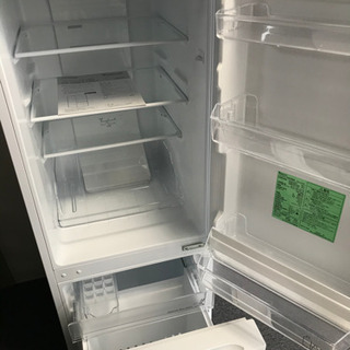 高年式 ヤマダセレクト 2ドア冷凍冷蔵庫 2019年製 156L − 大阪府