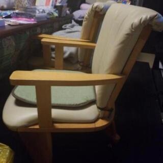 ラスト1ヶのみ。。。コタツ用の座椅子!ダイニングチェアー(^ー^)