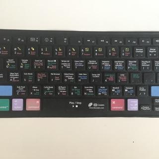 KB CoversのMacBook用キーボードカバー(Logic...