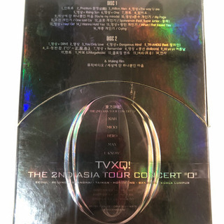東方神起第2回アジアツアーコンサート「O」DVD2枚組