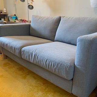 [決まりました] IKEA 2人掛けソファ