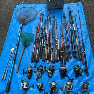 釣り道具、大量⑦【プロフィール必読】