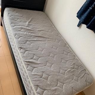 【無料 3/10AM受け渡し出来る方限定】シングルベッド