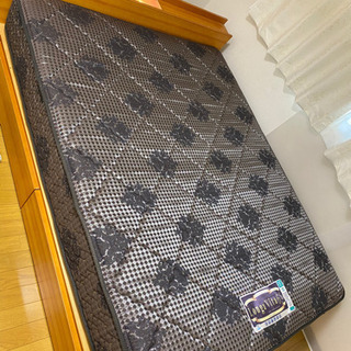 [お渡し先決定]クイーンサイズ 東京ベッド 6.5インチポケット...