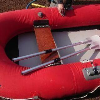 アキレスゴムボート(引取限定)