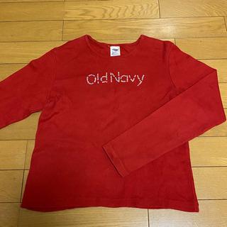 オールドネイビー OLD NAVY 長袖Tシャツ 140cm 1...