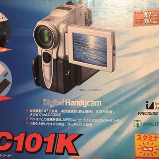 SONY ビデオカメラ 美品