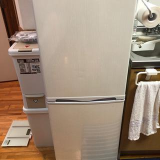 冷蔵庫 143L  2016年製