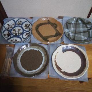主菜皿5枚組
