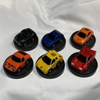 ランボルギーニ プルバックカー 6台セット!