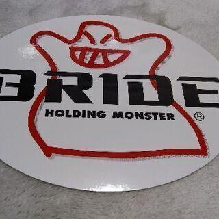 BRIDE ステッカー