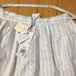 大幅値下げ‼️新品タグ付き、ミニ巻きスカート
