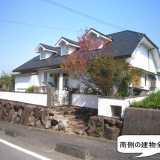日高川町江川ののどかな高台物件!