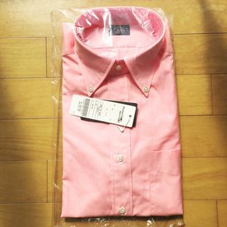 激安‼️鎌倉シャツ新品‼️ 春に人気のピンクシャツ