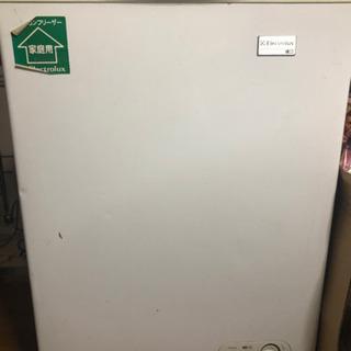 エレクトロラックス 冷凍庫 値下げしました