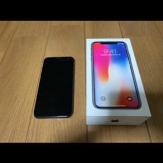 iPhonex species Gray 256GB Softbank