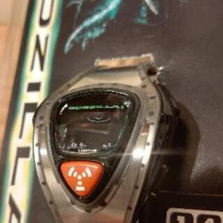 映画「GODZILLA」 限定モデル 腕時計