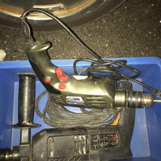 電気ドリル、削岩機、ディスクグラインダー、電動ドライバー、充電器