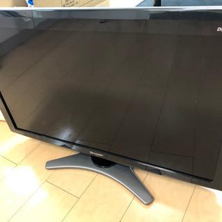 【美品】32型テレビ SHARP AQUOSデジタルハイビジョン