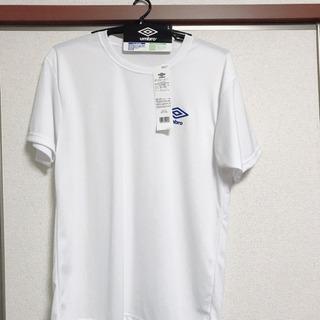 【未使用新品】アンブロ/ドライメッシュTシャツ/Lサイズ
