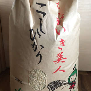 千葉県長生郡産コシヒカリ玄米 10kg