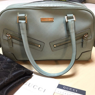 GUCCIのハンドバッグ