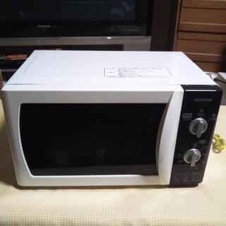 アイリスオーヤマ電子レンジIMB-T171-6