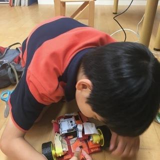 【ロボット・プログラミングの家庭教師】完全個別指導、小学生〜中学生対象