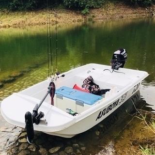 トレーラブルボートお譲りします