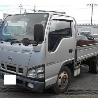 H18 アトラス 2トン積み平ボディ クラッチレス キーレス 車...