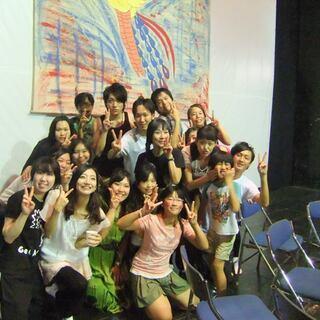楽しみながらお芝居つくりを!演劇初心者歓迎 期間限定劇団 座・大...