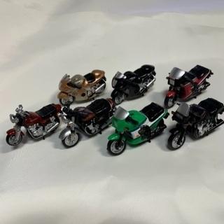 バイク 7台セット