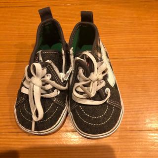 vans靴12.5センチ🥾