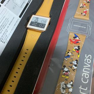 3/2【未使用】エプソン smart canvas ディズニーモデル 10000円(替バンド付)の画像