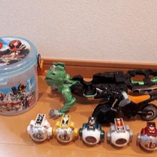 仮面ライダーゴーストおもちゃセット♡